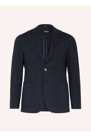 Boss Herren Blazer & Sakkos - Anzugsakko Hanry Slim Fit Aus Jersey