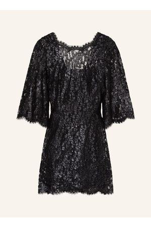 Dolce&Gabbana Damen Kleider - Spitzenkleid Mit 3/4-Arm