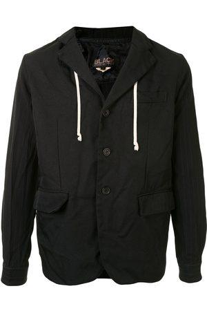 Black Comme Des Garçons Blazer & Sakkos - Hybrid blazer