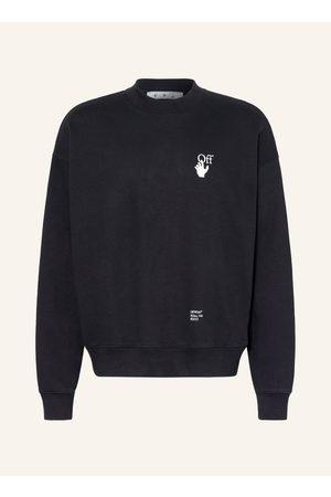OFF-WHITE Herren Sweatshirts - Oversized-Sweatshirt