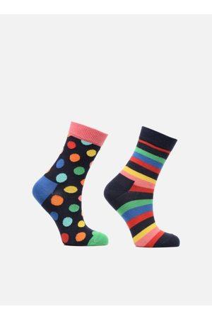 Happy Socks Lot de 2 Chaussettes Stripe Kids by