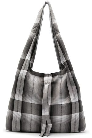 Off-Duty Tarre embroidered-logo tote