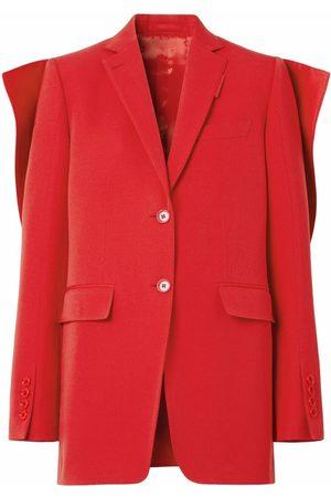 Burberry Panel-detail blazer