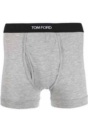 Tom Ford Logo-waistband boxer briefs