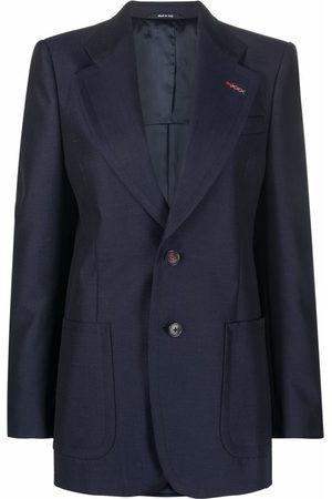 Maison Margiela Notched-lapel single-breasted blazer