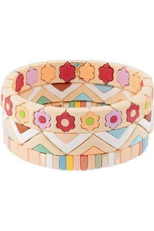 Roxanne Assoulin Go Your Own Way set of three bracelets
