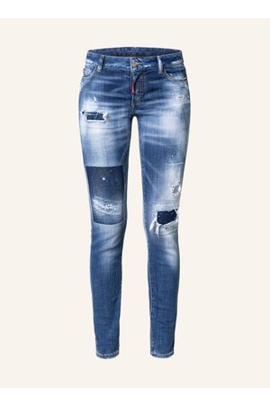 Dsquared2 Damen Skinny - Jeans Jennifer