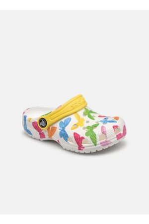 Crocs Damen Clogs & Pantoletten - Classic Vacay Vibes Clog K by