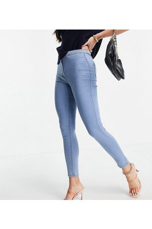 Parisian Skinny jeans in mid blue