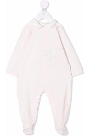 Emporio Armani Rounded-collar pajama