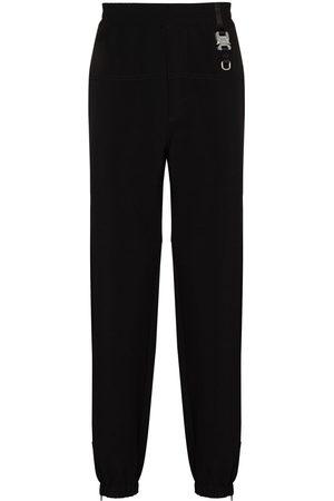 1017 ALYX 9SM Herren Jogginghosen - Buckle-detail tapered track pants