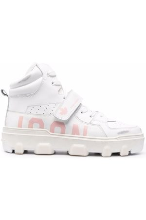 Dsquared2 Icon Basket high-top sneakers