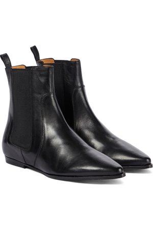 Isabel Marant Ankle Boots Duiza aus Leder