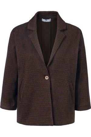 Peter Hahn Damen Blazer & Sakkos - Jersey-Blazer mehrfarbig