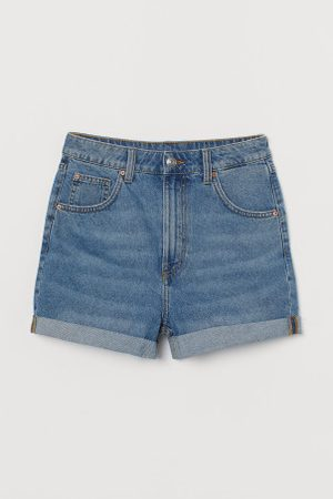 H&M Jeansshorts Mom Fit