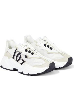 Dolce & Gabbana Sneakers Daymaster aus Leder