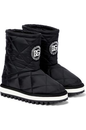 Dolce & Gabbana Ankle Boots City aus Nylon