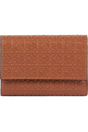 Loewe Portemonnaie Anagramm aus Leder