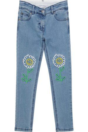 Stella McCartney Bestickte Jeans