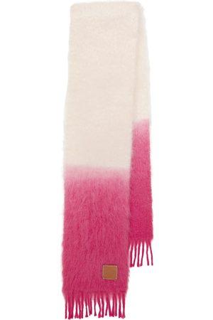 Loewe Damen Schals - Strickschal aus einem Mohairgemisch