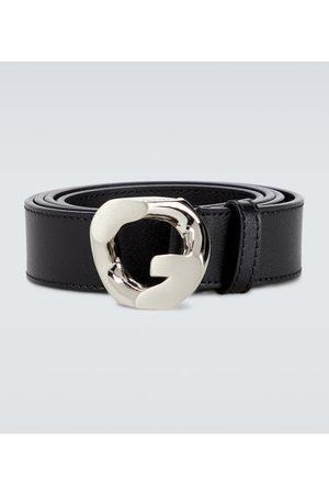 Givenchy Gürtel G Chain aus Leder