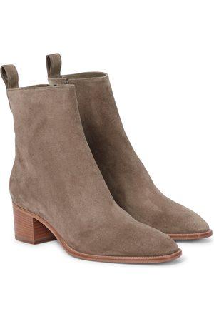 Christian Louboutin Ankle Boots Antilop 55