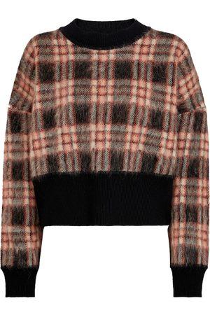 Marni Cropped-Pullover aus einem Wollgemisch