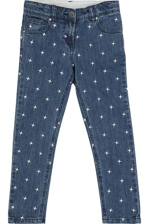 STELLA McCARTNEY Kids Jeans aus Baumwolle