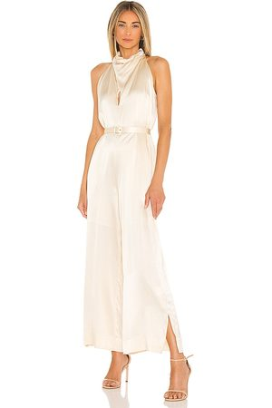 Nicholas Ashley Jumpsuit in - Cream. Size 0 (also in 2, 4, 6, 8, 10).