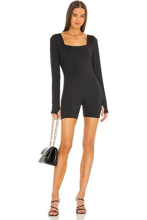 525 America Square Neck Playsuit in - . Size L (also in XS, S, M).