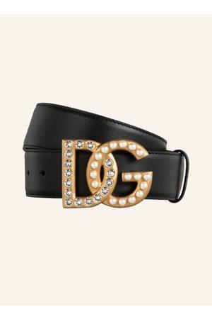 Dolce&Gabbana Taillengürtel Mit Perlen- Und Schmucksteinbesatz