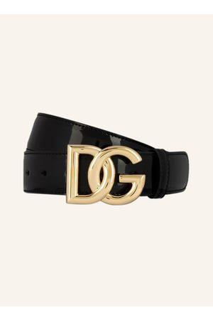 Dolce&Gabbana Damen Gürtel - Ledergürtel