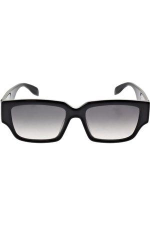 ALEXANDER MCQUEEN Eckige Sonnenbrille Aus Acetat