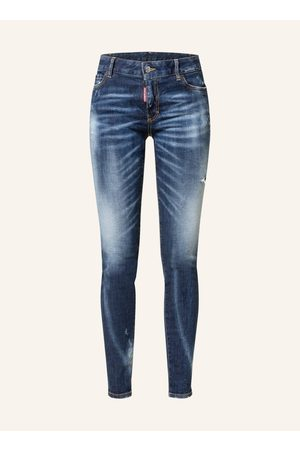 Dsquared2 Damen Skinny - Skinny Jeans