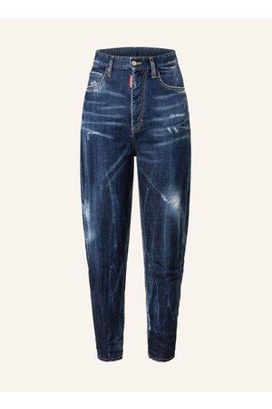Dsquared2 Damen Straight - 7/8-Jeans