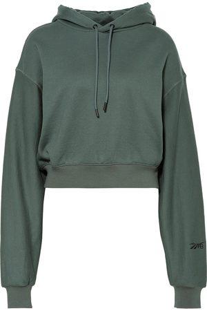 Reebok Damen Sweatshirts - Hoodie gruen
