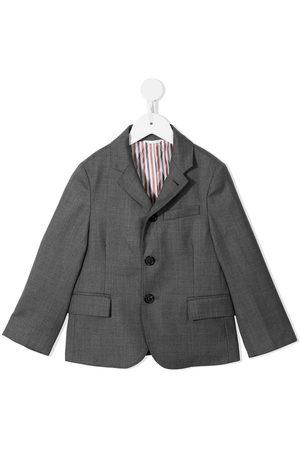 Thom Browne Super 120s twill blazer
