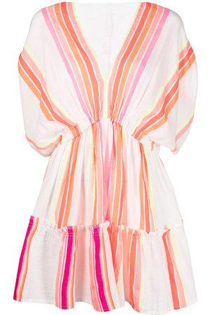 lemlem Stripe-print dress