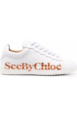 See by Chloé Logo low-top sneakers