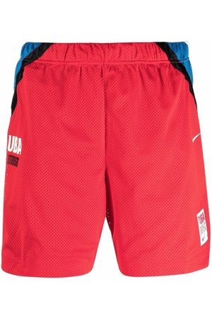 Nike UBA colourblock sports shorts