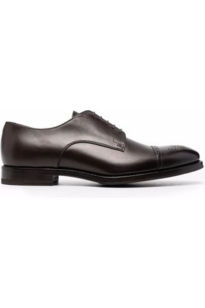 Henderson Baracco Embossed derby shoes