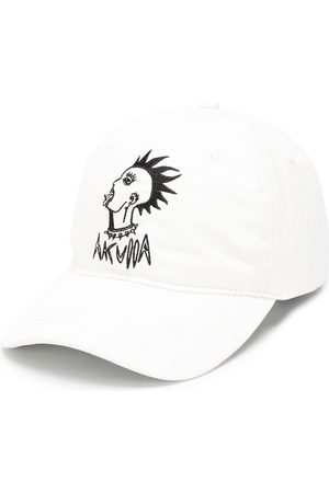 Haculla Embroidered-logo baseball cap