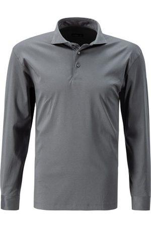 Van Laack Herren Poloshirts - Polo-Shirt 180031/M-PESO-L/070