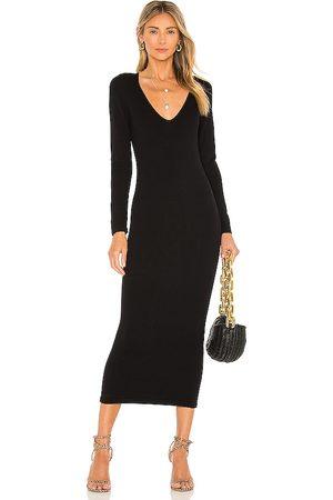 L'Academie Deena Maxi Dress in - . Size L (also in M, S, XL, XS, XXS).