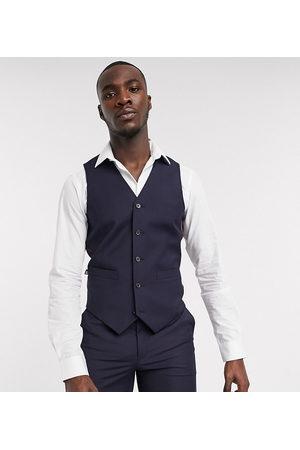 ASOS Tall slim suit waistcoat in