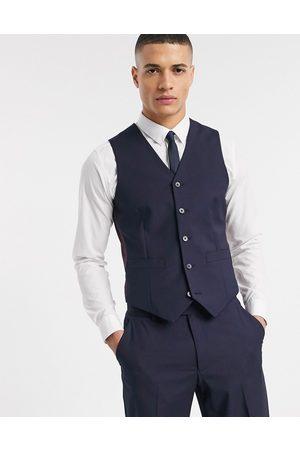 ASOS DESIGN Slim suit waistcoat in