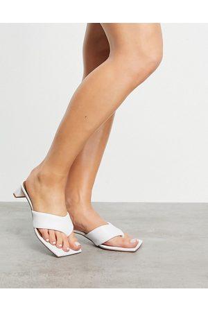 ASOS Tabitha chunky flatform sandals in -Neutral
