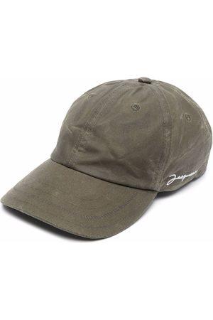 Jacquemus Embroidered-logo baseball cap