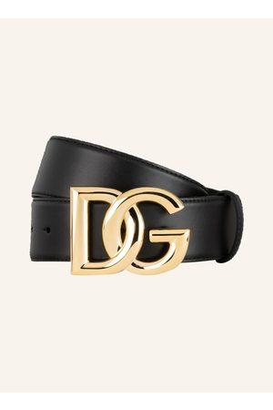 Dolce&Gabbana Ledergürtel