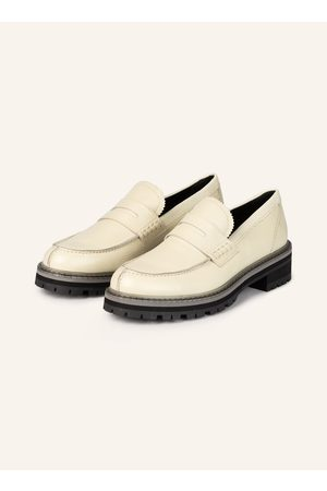 Pertini Penny-Loafer weiss